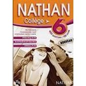 Nathan College - Lot De 4 Cd Pc/Mac - Programme De La 6�me � La 3�