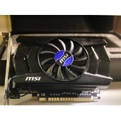 Carte graphique MSI geforce gtx 750 ti n 750 ti 2 gd 5 tlp