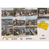 D�partement Du Loiret : Plusieurs Vues A�riennes - 1963