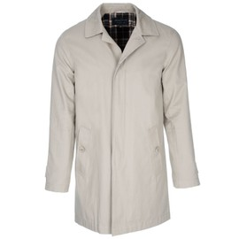 Trench Ajust� Homme 100% Coton