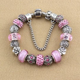 Bracelet Type Pandora Modele Antique