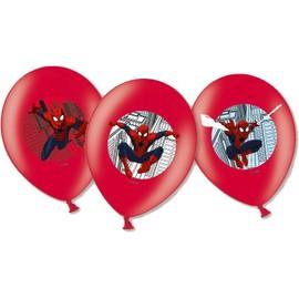 Ballons De Baudruche Spiderman .
