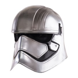 Masque Adulte Casque 2 Pi�ces Captain Phasma - Star Wars Vii?