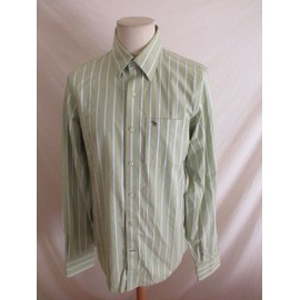 * Chemise Abercrombie & Fitch Vert Taille L � - 57%