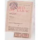 Carte De Tabac