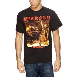 Ts Bathory =T-Shirt=-Hammerheart -S-
