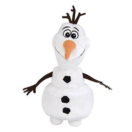 Peluche 30cm Olaf Bonhommes De Neige La Reine Des Neiges Frozen Disney