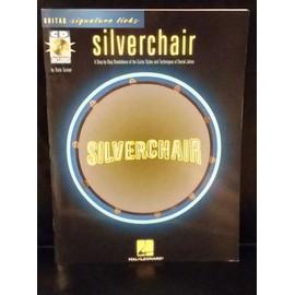 SILVERCHAIR-Guitar signature licks-(Partition + CD)(Original)(USA);