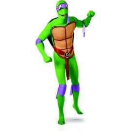 D�guisement Donatellotortues Ninja? Seconde Peau Adulte
