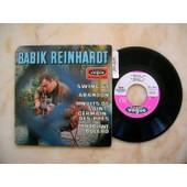 Swing 67/Abandon/Nuits De Saint Germain Des Pr�s/Troublant Bolero - Babik Reinhardt