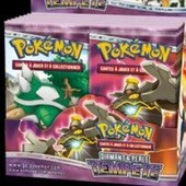 Une Display Pokemon 36 Booster