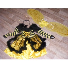 Costume Abeille Fille 4/6 Ans