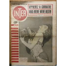 Inter 203 (Ete 1949 A Paris, Humanit� Trop Nombreuse