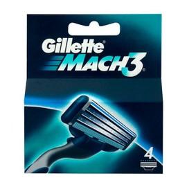 Gillette - Gillette Mach 3 4 Unit�s