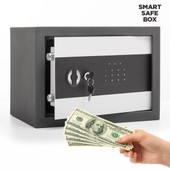 Coffre-Fort Num�rique Smart Safe Box