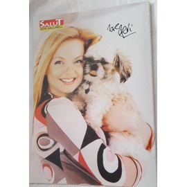 poster a4 geri halliwell (spice girls)