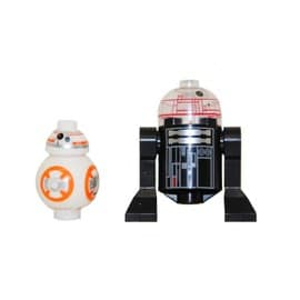 Figurine Star Wars - Bb 8 & Dro�de R2
