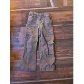 Pantalon Terre De Marins 5 Ans Vert Kaki