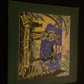 Livre Vinyle Robinson Crusoe Signee G.Goursat Rare