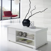 Table Basse Blanche Relevable - Nese