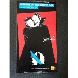 "QUEENS OF THE STONE AGE PLV ""LIKE CLOCKWORK"" CARTON RIGIDE"