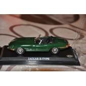 Jaguar Type E Cabriolet Delprado
