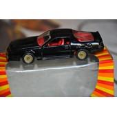 Chevrolet Camaro Noire Solido