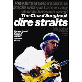 DIRE STRAITS CHORD SONGBOOK