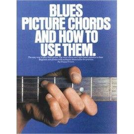 Blues Picture Chords And How To Use Them Guitar