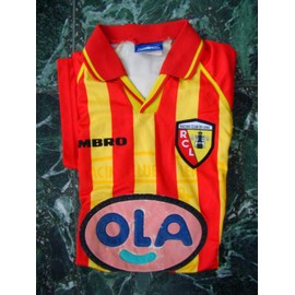 Maillot - Football - R.C. Lens - Umbro - Taille = Xl - Bien -