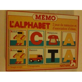 M�mo L'alphabet Nathan