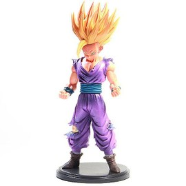 Action Figurine Dragon Ball Z Gohan Super Saiyan Collection / Hauteur 24cm