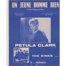 petla Clark The Kinks Un jeune homme bien