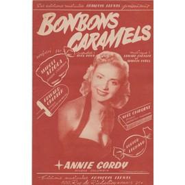 annie cordy Bobons caramels