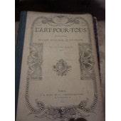 Encyclop�die De L'art Industriel Et Decoratif - L'art Pour Tous de Emile Reiber