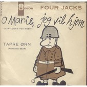 O Marie Jeg Vil Hjem - Tapre Orn - Four Jacks