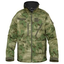Veste / Blouson Softshell Scu 14 Camouflage Mil-Tacs Fg Miltec