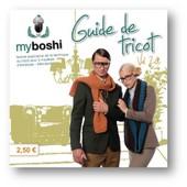 Mini Livre My Boshi N�2 Guide Du Tricot de my boshi