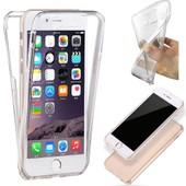 Coque Silicone Gel Int�gral Iphone 6 / 6s Transparent