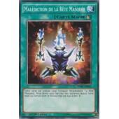 Mal�diction De La B�te Masqu�e (C) [Dpbc] (Carte Yugioh Issue Du Pack Du Duelliste Bataille-Ville). Ydpbc-Fr032