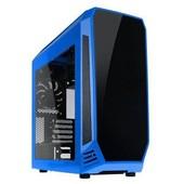 Boitier moyen tour BitFenix Aegis Core (Bleu) avec fen�tre