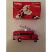 Bus Coca Cola D�coration De Noel