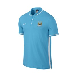 Polo League Authentic Manchester City Turquoise