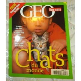 Geo M1542 13h Hors S�rie Chats Du Monde
