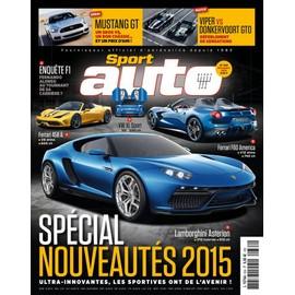 Sport Auto 634
