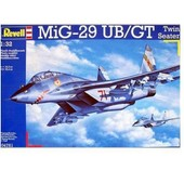 Revell - 4751 - Maquette Mig-29 Ub/Gt 1/32