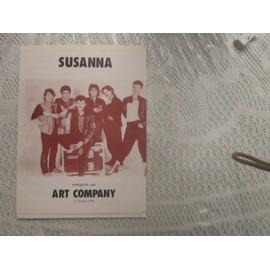 """Carlos, Art Company """"Susanna"""""""