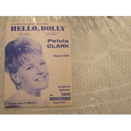 "petula clark ""Hello Dolly""(violet)"