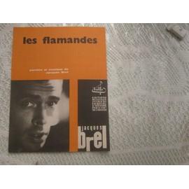 """jacques brel """"les flamandes"""""""