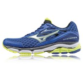 Mizuno Wave Inspire 12 Hommes Support Running Route Chaussures Baskets Sneakers